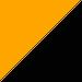 Negro/Naranja