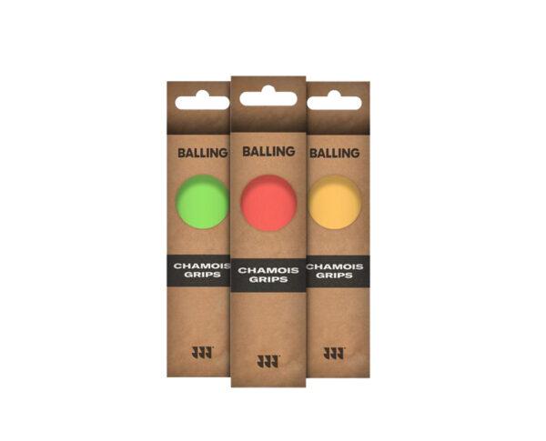 cubre grip balling